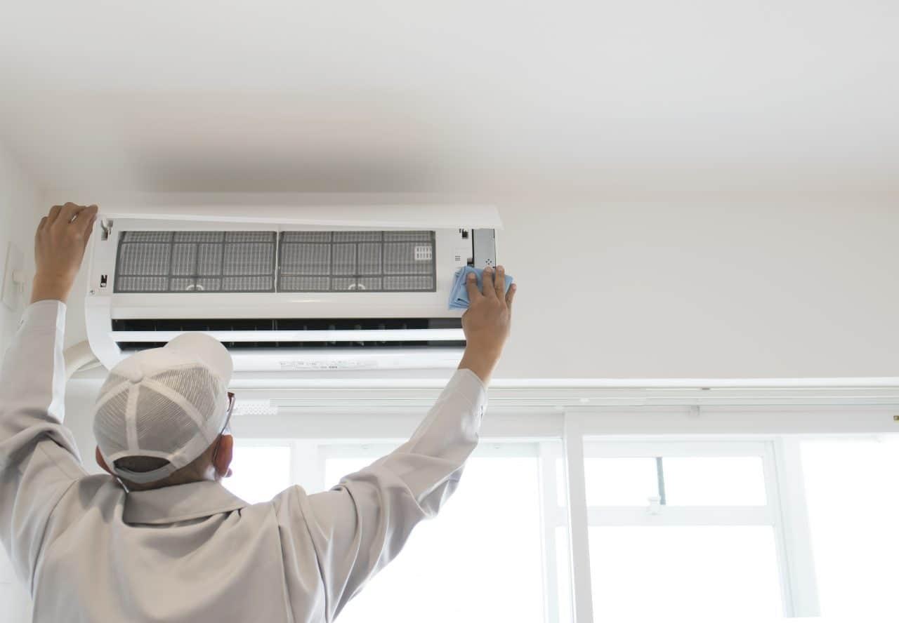 rénovation d'une climatisation
