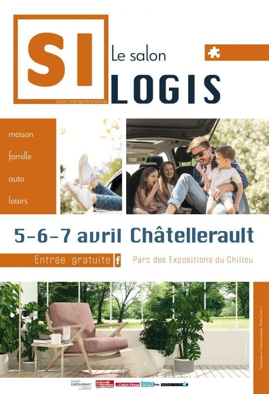 affiche du salon SI Logis Châtellerault