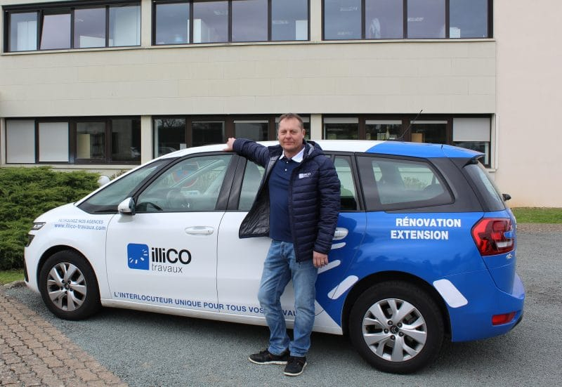 agence locale illiCO travaux Angers