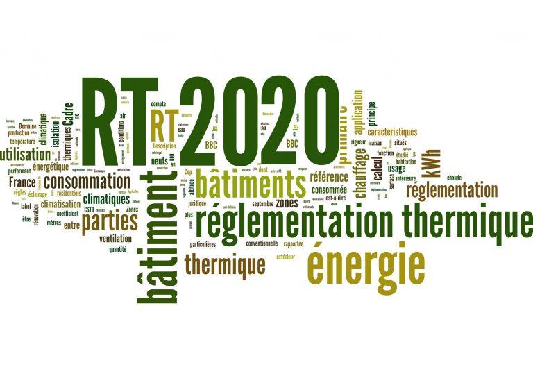 La réglementation thermique RT2020 en approche