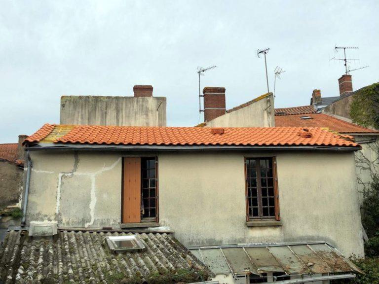 Rénovation de toiture à La Roche-Sur-Yon (85)