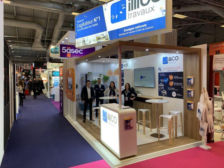 Franchise Expo Paris : vous ne pouviez pas manquer illiCO travaux