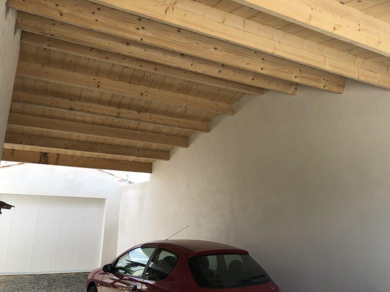 Rénovation de façades à Saint Gilles Croix de Vie (85)