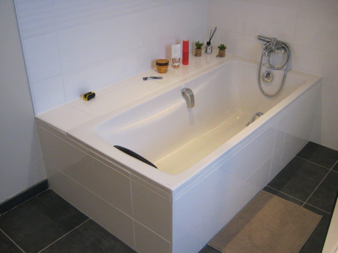rénovation salle de bain baignoire Froges Gresivaudan