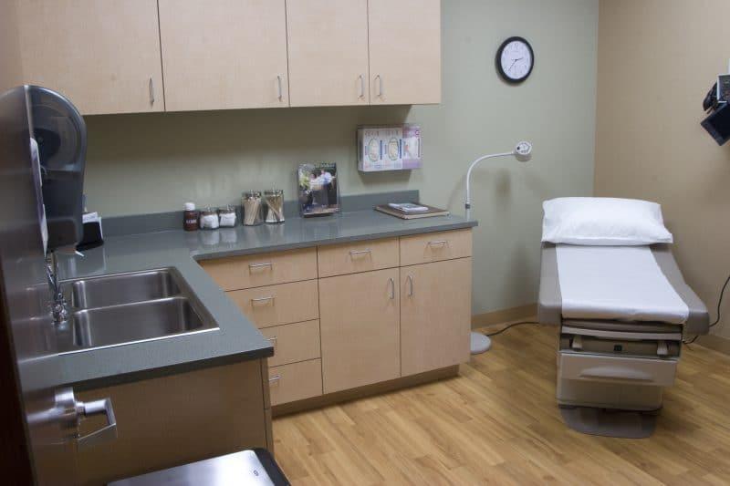 rénovation d'un cabinet médical
