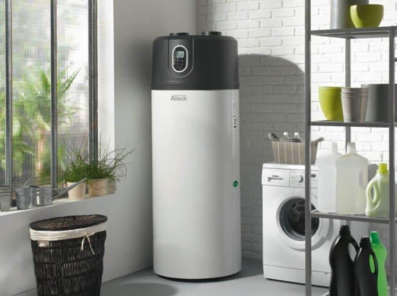 chauffe-eau thermodynamique rénovation énergétique