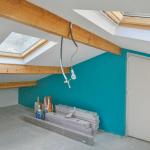 rénovation des combles maison isolation Saint-Clément-de-rivière