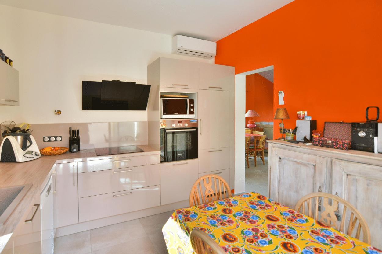 Rénovation d'une villa à Saint-Clément-de-Rivière (34)