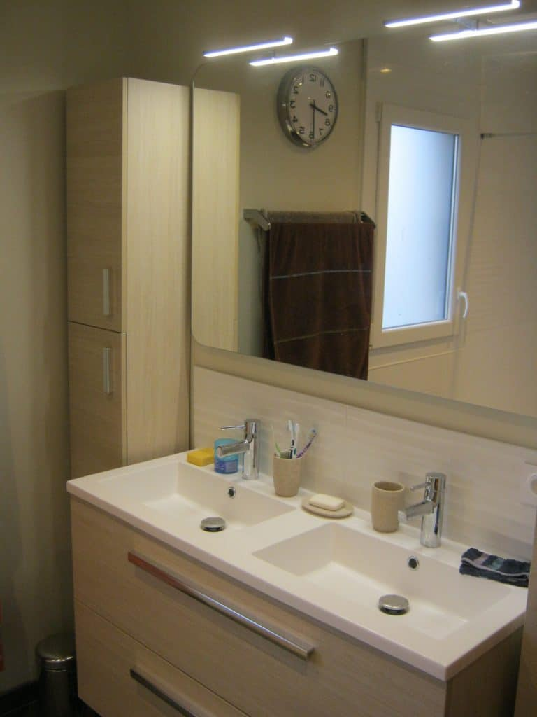 Rénovation de salle de bain dans Le Gresivaudan (38)