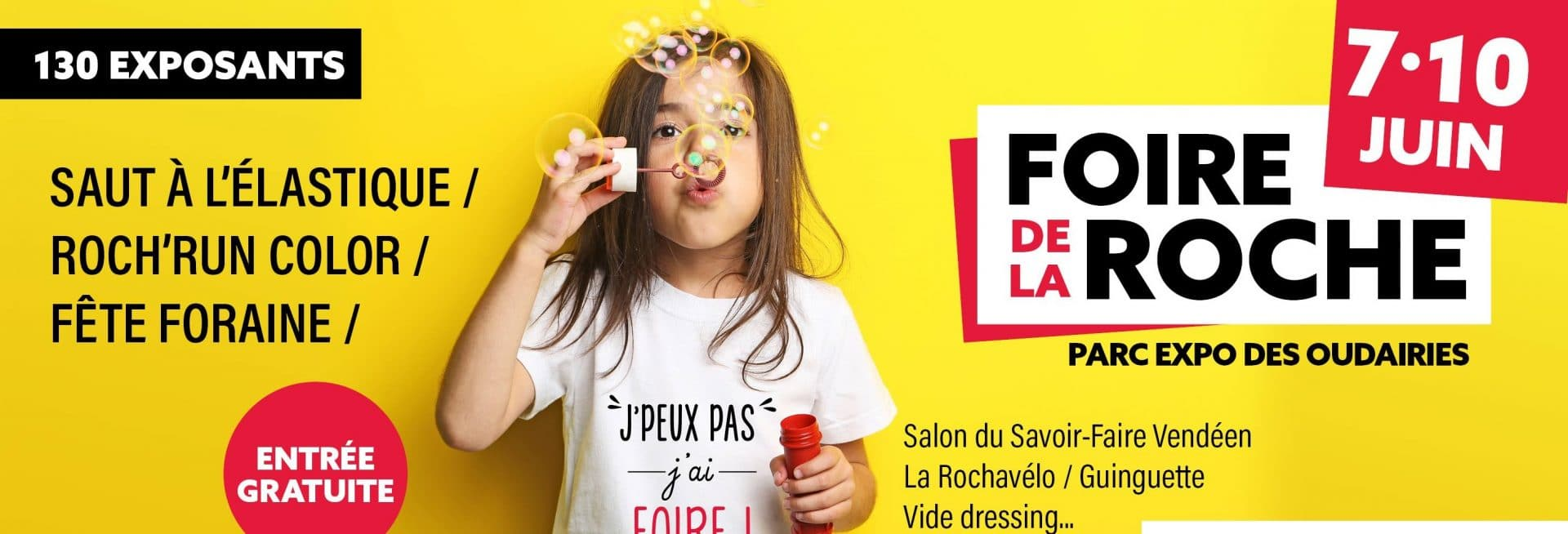 Rencontrez illiCO travaux à la Foire de La Roche-sur-Yon
