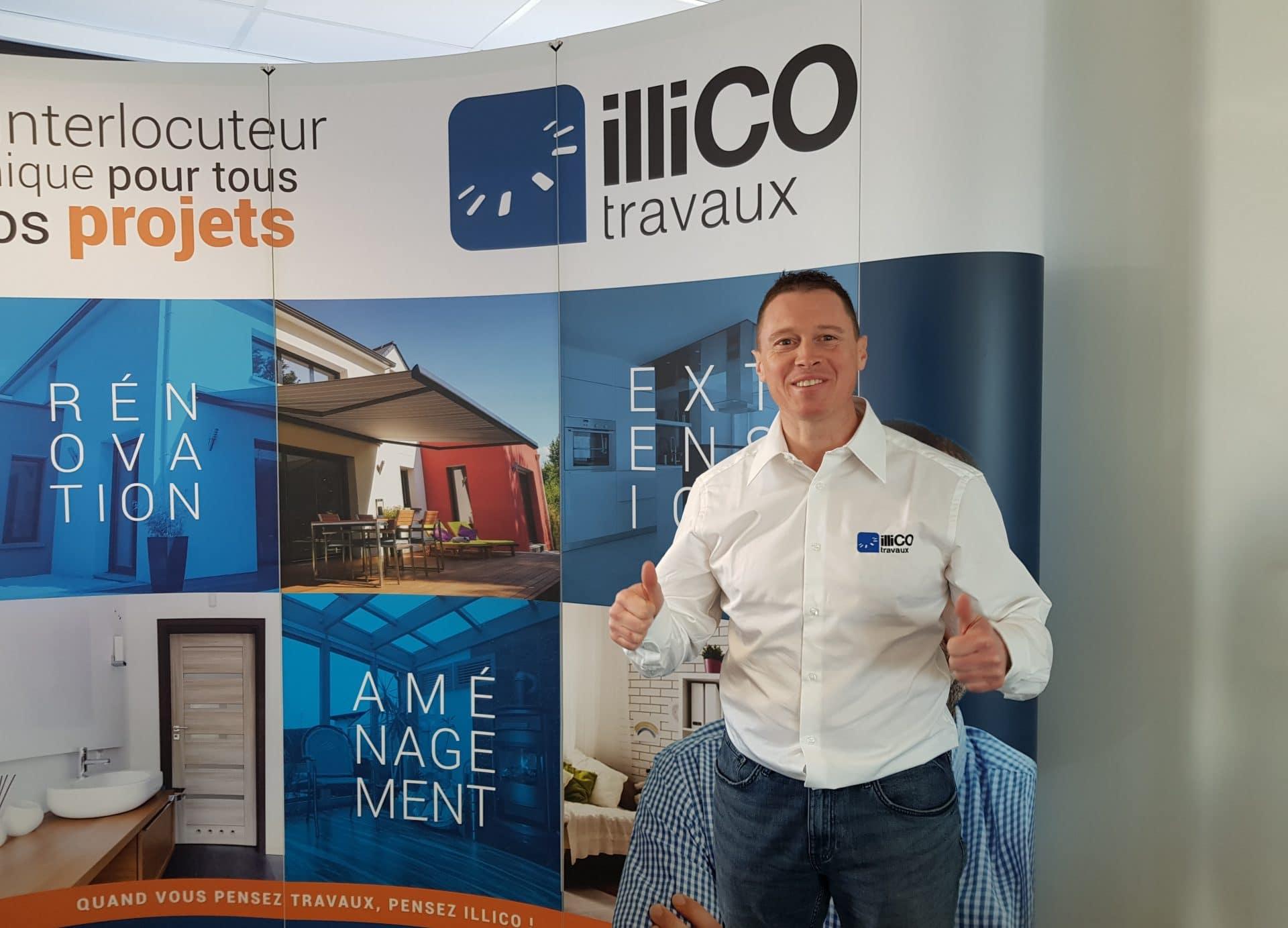 Témoignage de Laurent TEREYGEOL, responsable de l'agence illiCO travaux Toulouse Sud-Ouest