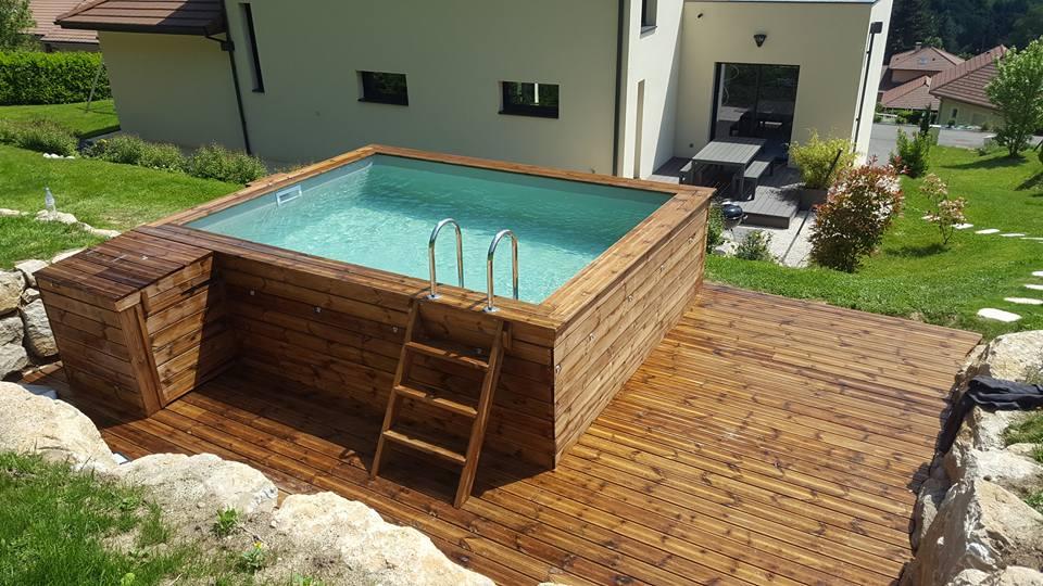 construire une piscine hors-sol