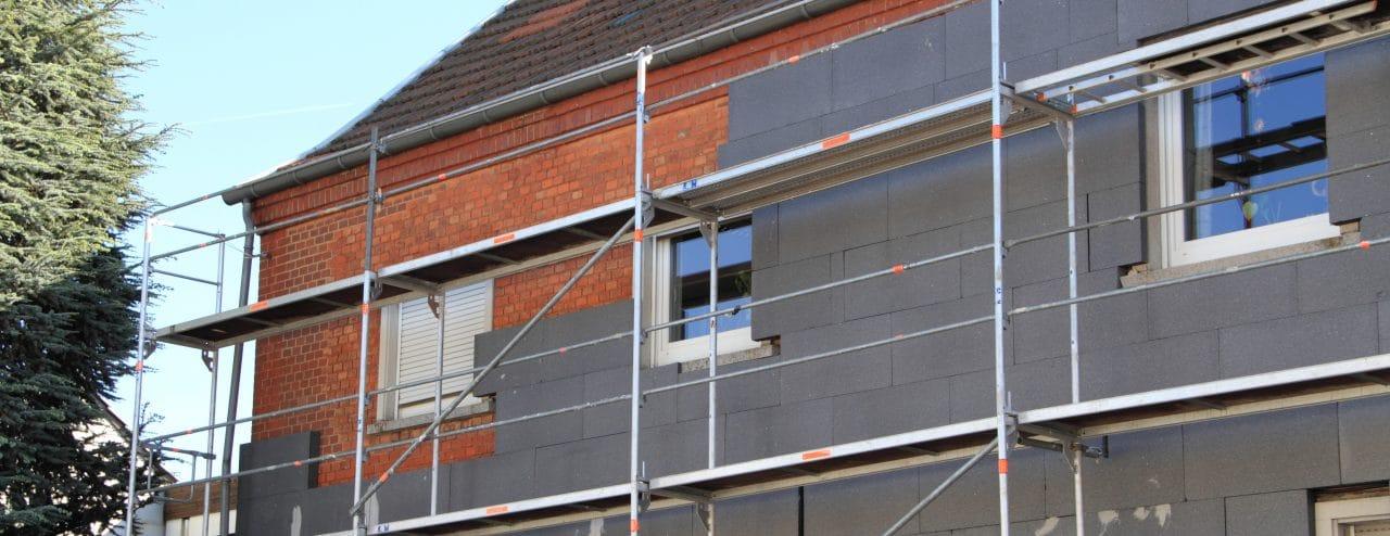 rénovation maison ravalement de façade