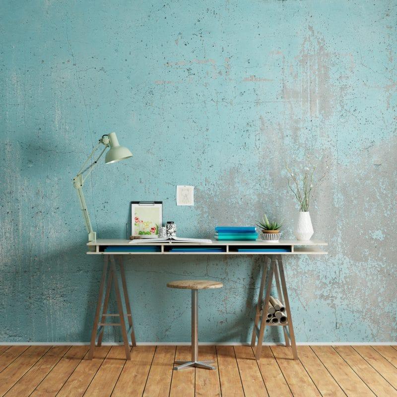 rénovation murs peinture
