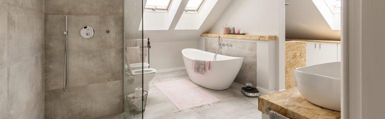3 idées de chantiers de rénovation de salle de bain