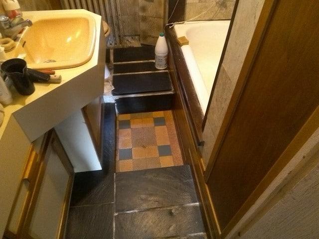 Idée pour rénover une petite salle de bain à Saint-Sébastien-sur-Loire (44)