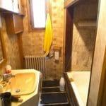 renovation salle de bain évier WC avant travaux Nantes