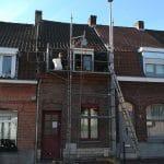 rénovation toiture isolation thermique par exterieur pendant Tourcoing