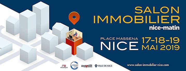 Nicolas Crulli présent au Salon Immobilier de Nice