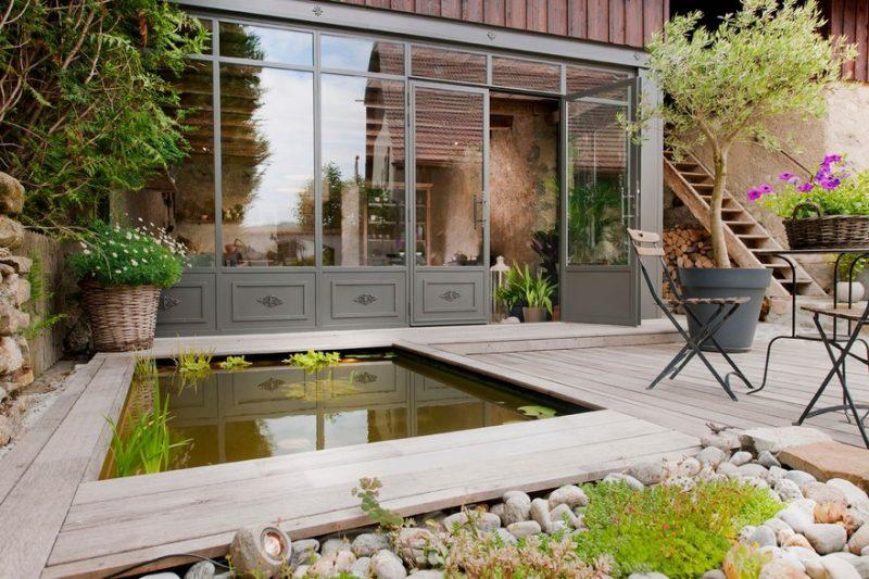 revêtement de terrasse en bois