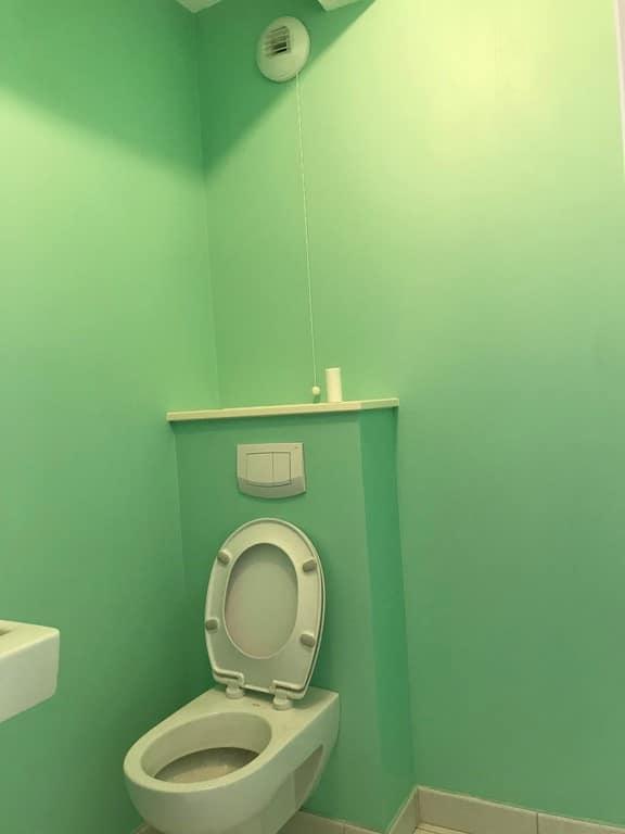 Rénovation des murs d'un appartement à Besançon (25)
