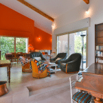 rénovation maison - rénovation intérieure d'un salon à Saint-Clément-de-rivière Montpellier