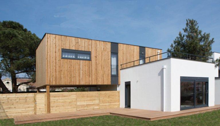Cinq bonnes raisons de choisir le bois pour votre extension de maison