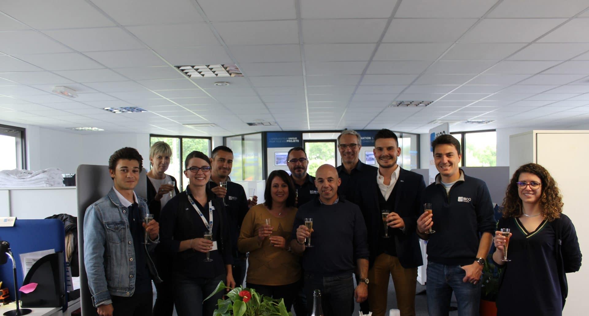 Franck Guiso : nouveau responsable d'agence illiCO travaux