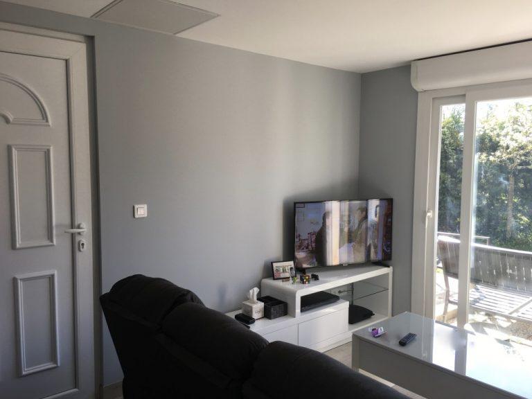 Création d'un studio dans un garage à Saint-Loubès (33)