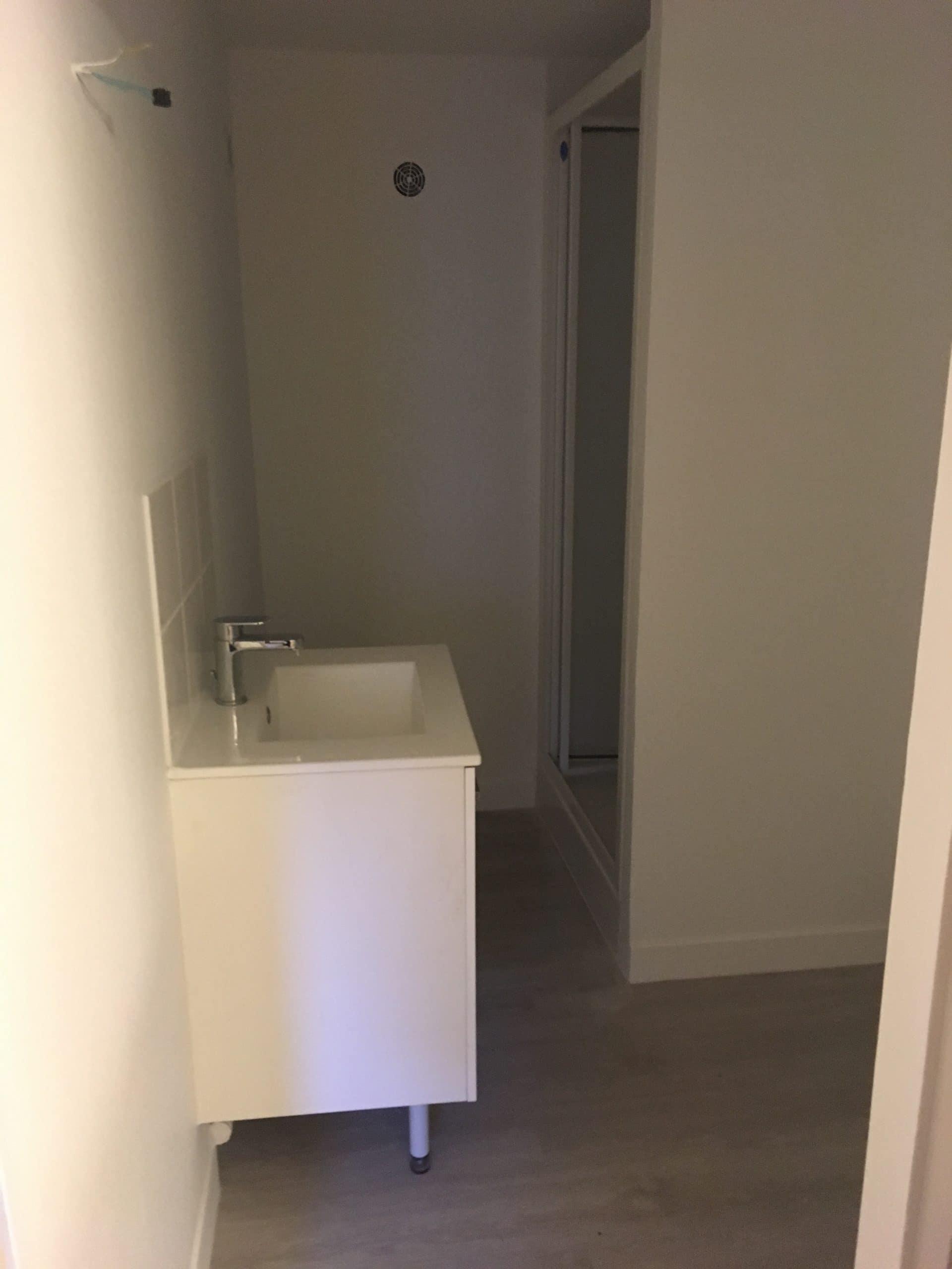 Rénovation de 2 appartements proches du centre-ville de Poitiers (86)