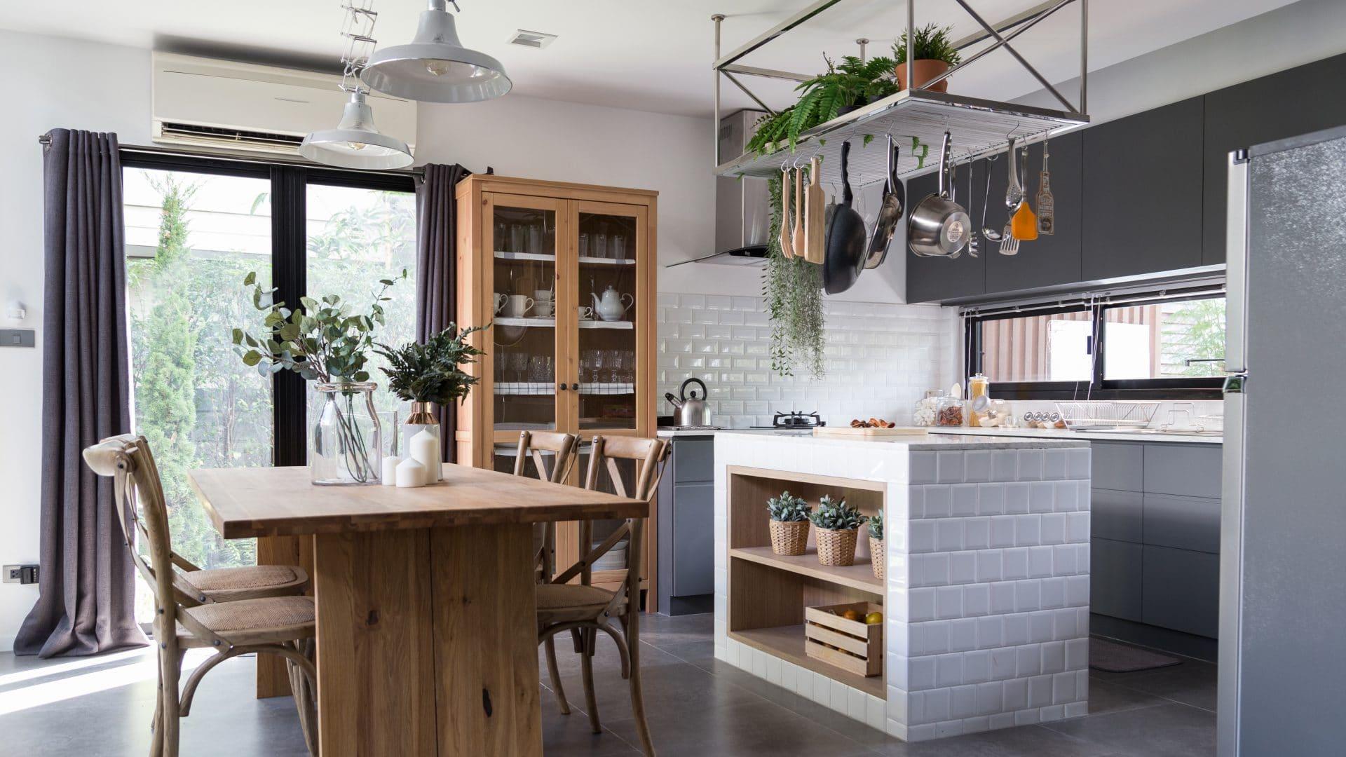 R nover une cuisine ancienne pour la rendre agr able et fonctionnelle - Renover la cuisine ...