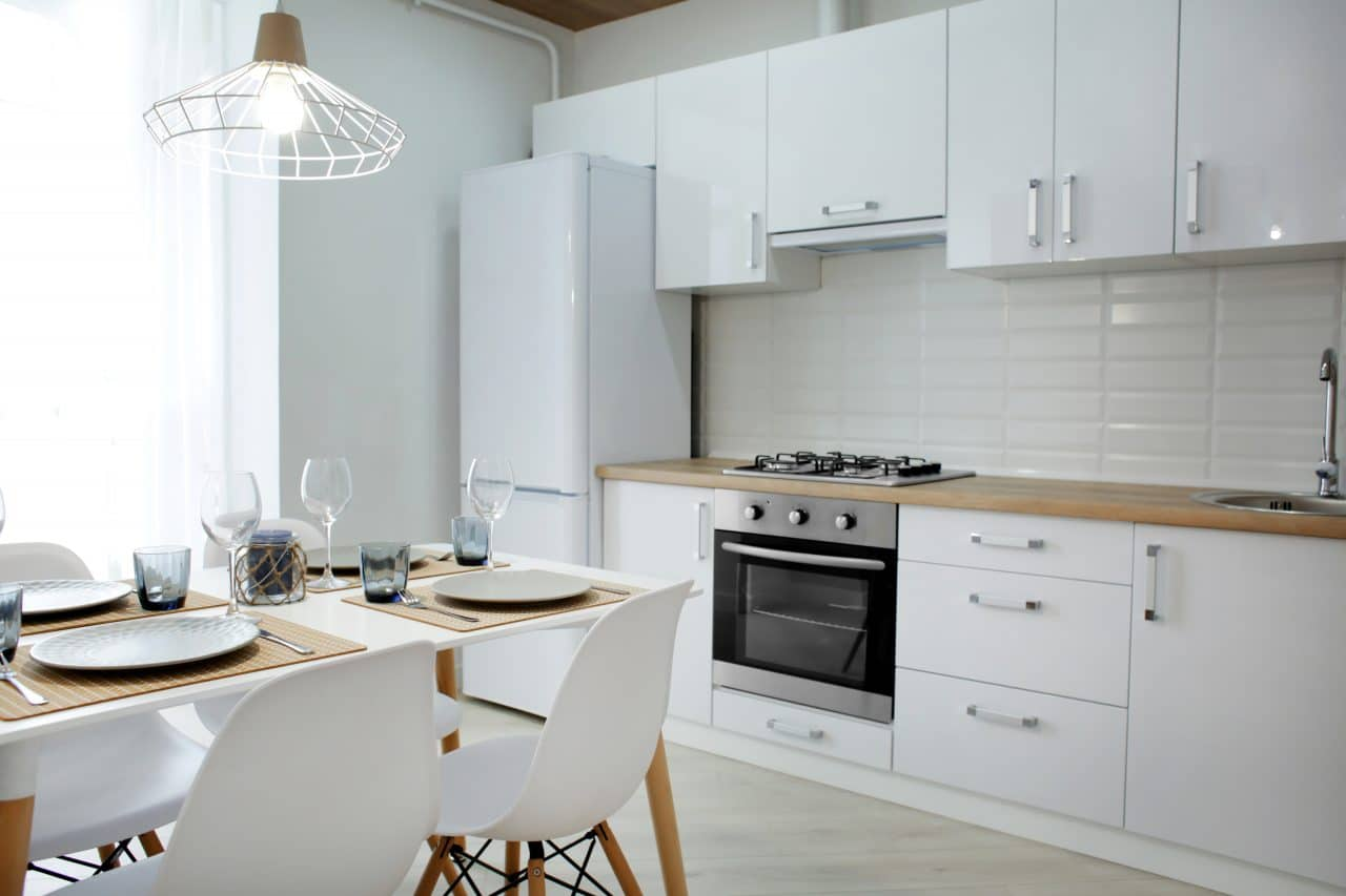 aménager une cuisine moderne