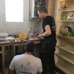 rénovation appartement électricité plomberie métiers artisans Poitiers