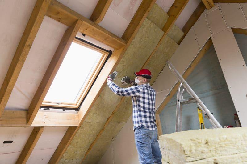 rénovation énergétique isolation toit aides subventions