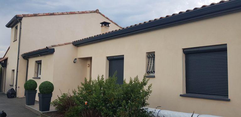 Ravalement de Façade Maison - Rénovation avec Enduit ou Crépis - illiCO