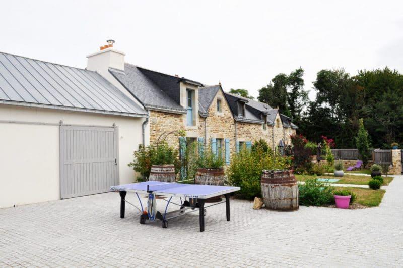 renovation grange avant apres