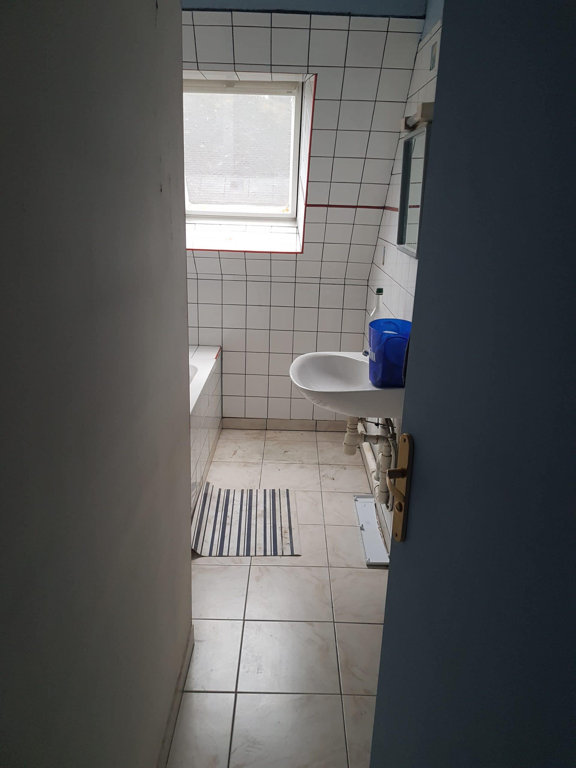 Rénovation intégrale d'une salle de bain à Lanester (56)