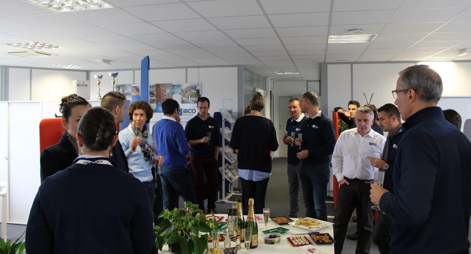 Nicolas Fontaine : nouvel ambassadeur illiCO travaux