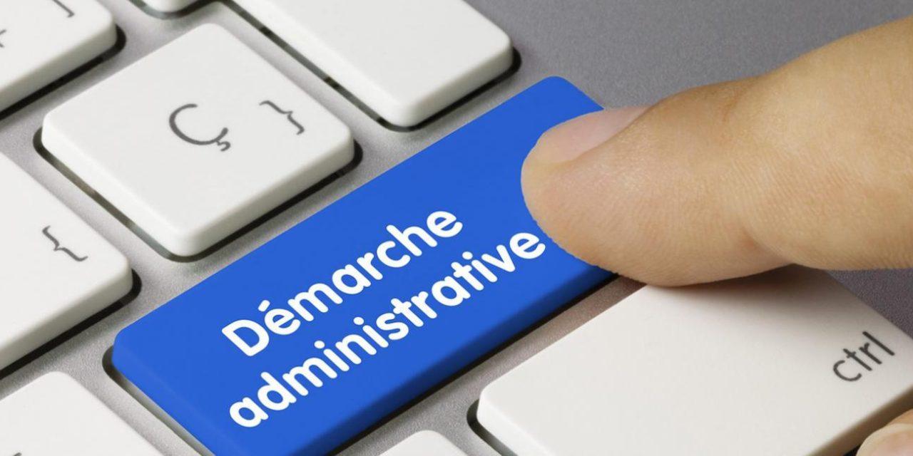 Assistance démarches administratives