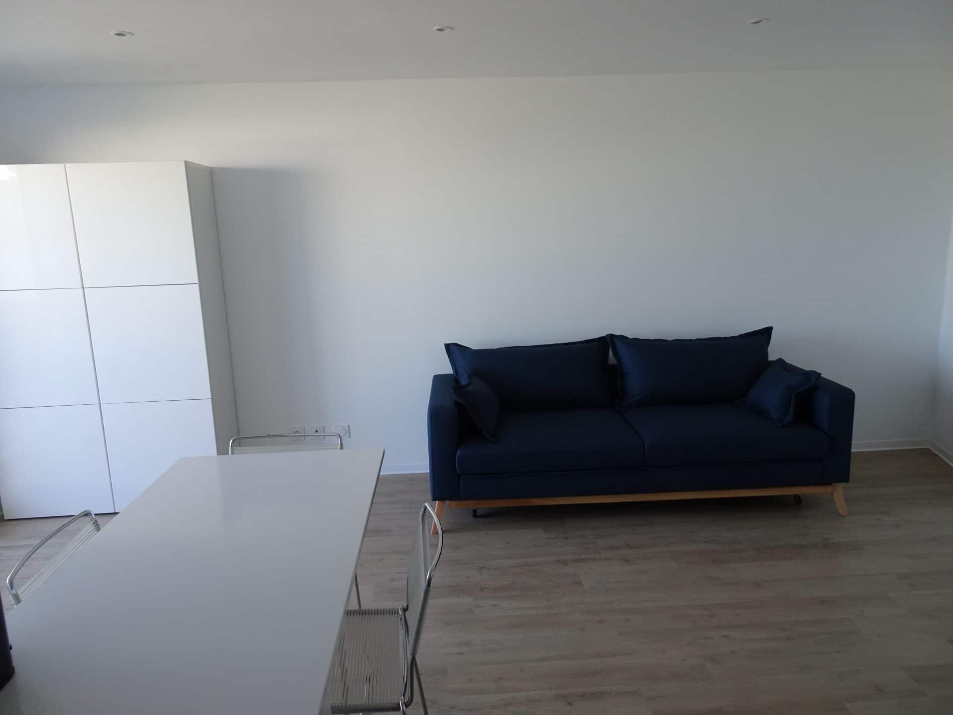 Rénovation complète d'un appartement à La Grande Motte (34)