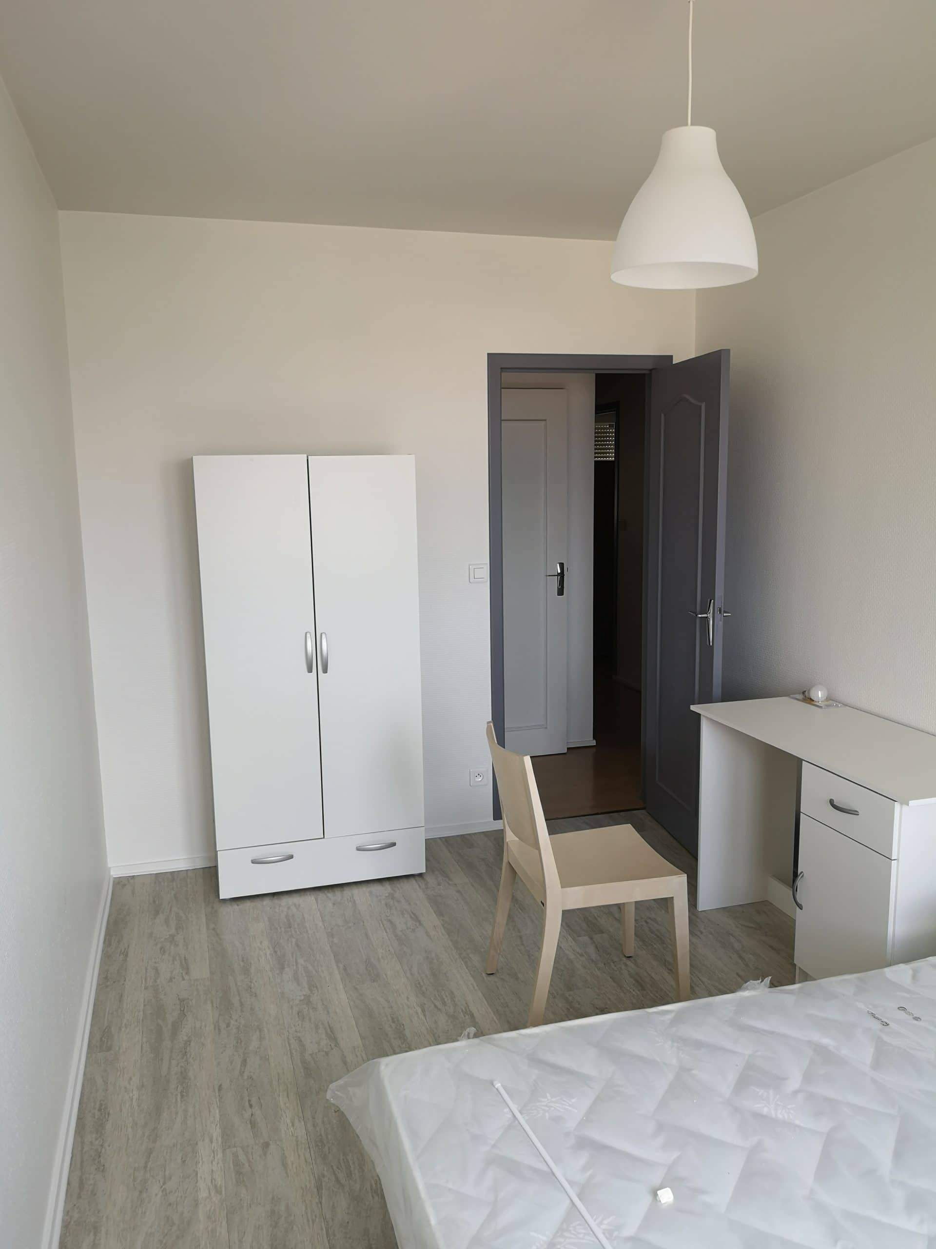 Rénovation d'un appartement destiné à la location à Beaumont (63)