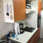 rénovation appartement cuisine avant travaux Paris 11e arrondissement