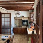 rénovation cuisine ancienne avant travaux Noisiel