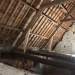 rénovation longère avant travaux Landaul