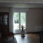 rénovation maison salon avant travaux Arzal