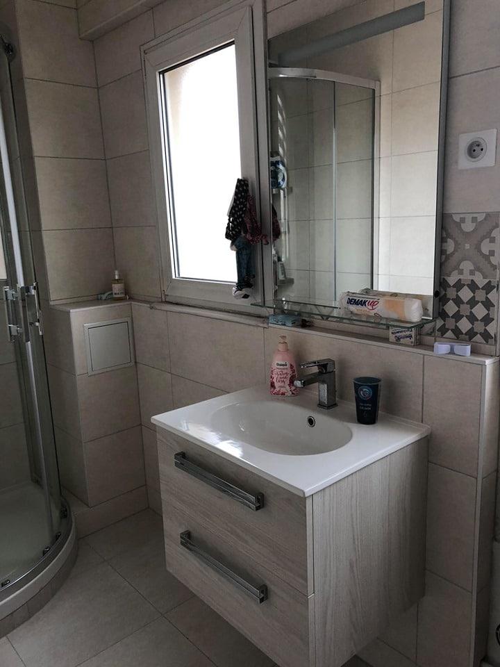 Rénovation d'une salle d'eau à Bischeim (67)