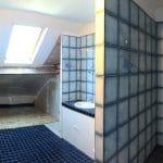 rénovation salle de bain avant travaux velux Chanteloup-en-Brie