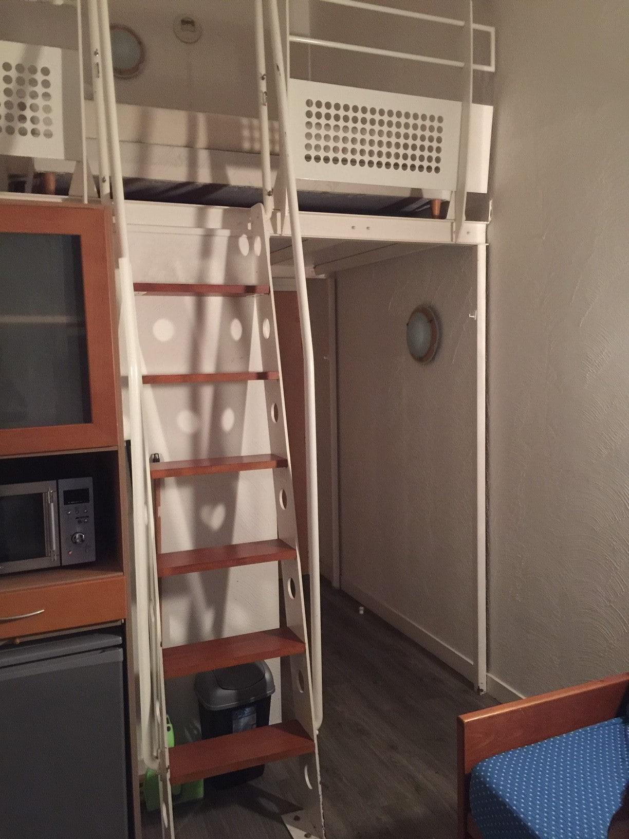 Rénovation totale d'un studio de 17m² à Le Croisic (44)