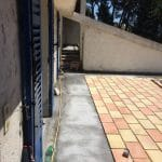 rénovation terrasse carreaux terre cuite maison provençale Cannes