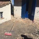 rénovation terrasse avant travaux Cannes